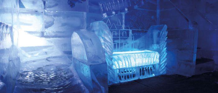 Escorregador de gelo