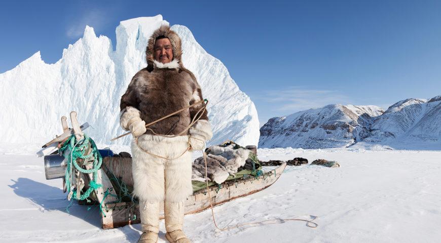 Você sabe quem são os esquimós?