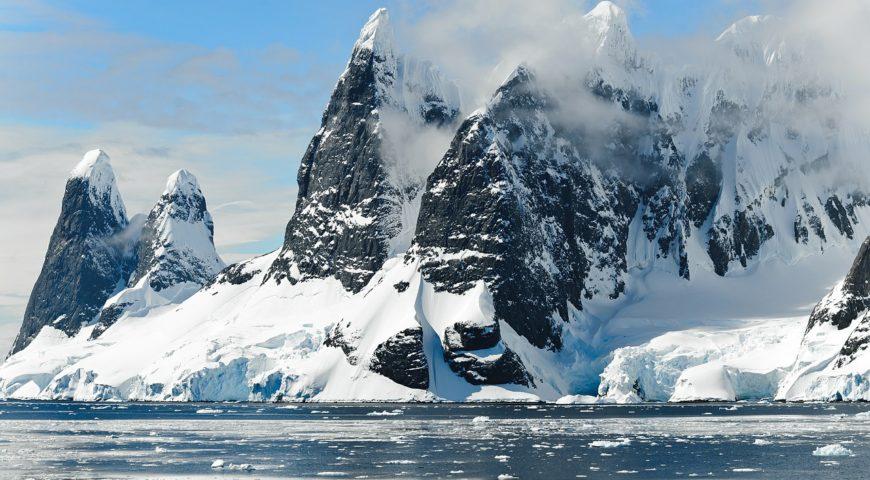 10 coisas encontradas na Antártida