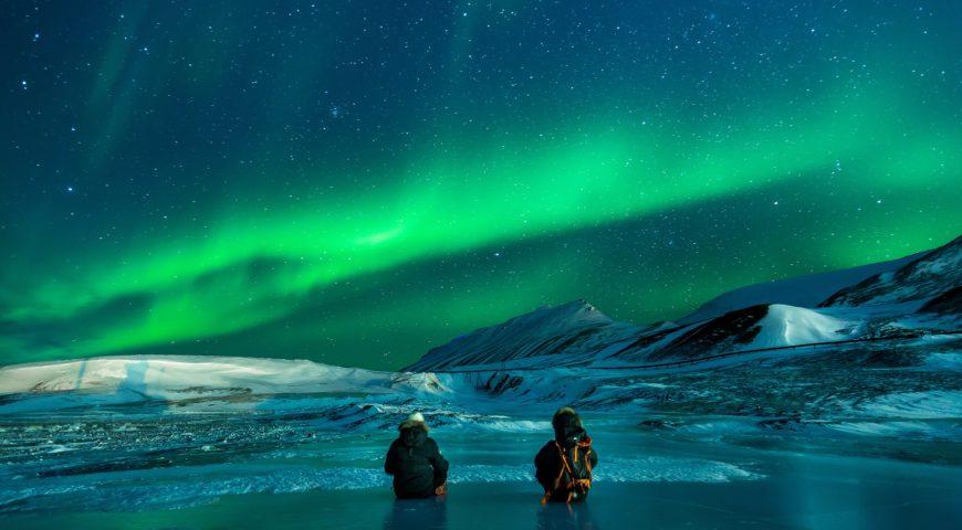 Aurora Boreal: um espetáculo celeste