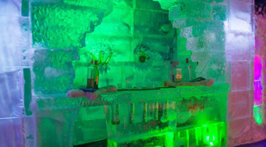 O que fazer em Campos do Jordão: Iceland Bar de Gelo